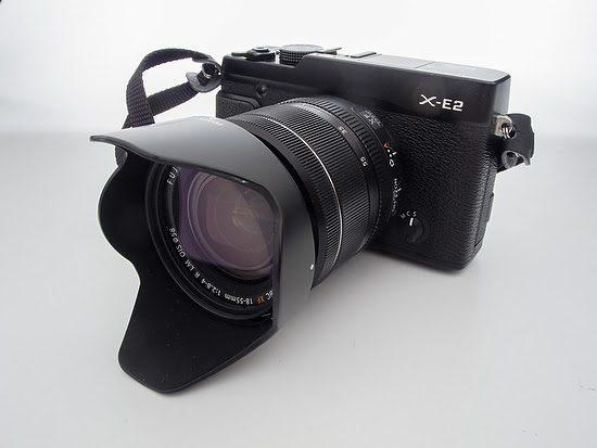 Fuji X-E2 AF Settings