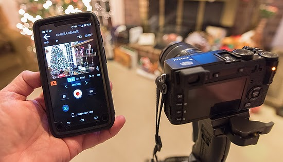 Review of Fuji X-E2 Camera Body Update Ver 3.00 and Camera Remote APP