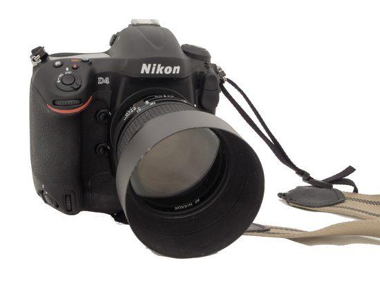Nikon D4: Normal Camera Setting