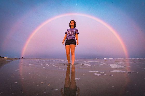 Robin Rayne Nelson a Storyteller Chasing Rainbows