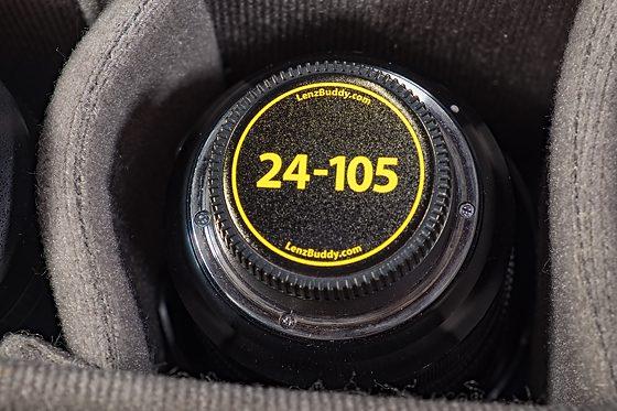 No more fumbling through the camera bag for a lens