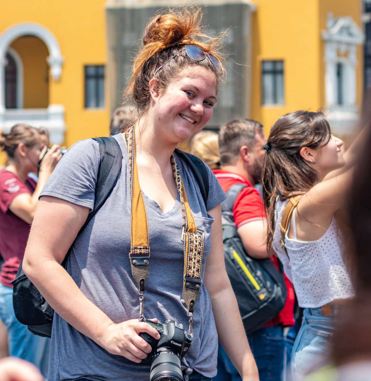 Meet Storyteller Hannah Bohrer