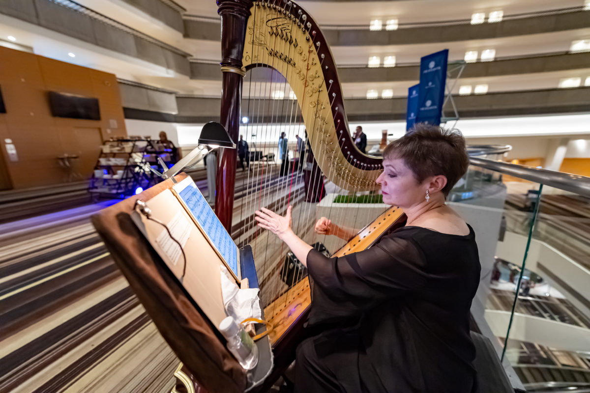 How I Covered A Gala at The Atlanta Marriott Marquis