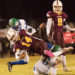 Photographing Friday Night Lights at a small country high school